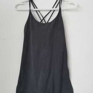 Lululemon Gray Tank Top,6